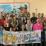 SUNY Potsdam Latin Ensemble Performs at University of Cienfuegos