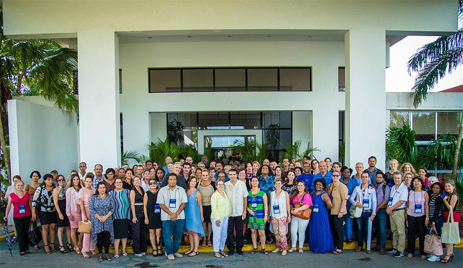 Group Photo of Cuba TIES 2017