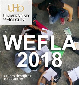 WEFLA 2018
